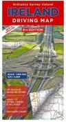 Ireland Driving Map