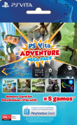 PlayStation Vita Adventure Mega Pack