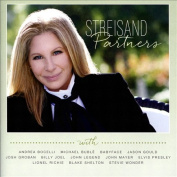 Partners By Barbra Streisand CD