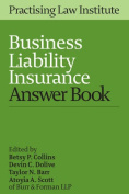 Business Liability Insurance Answer Book 2015