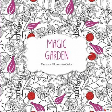 Magic Garden Arsedition Illustrated
