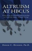 Altruism at Hbcus