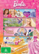 Barbie Princess Collection (Barbie: And The Diamond Castle/Barbie: In Rapunzel/Barbia [Region 4]