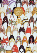 V&A Diary 2016: Desk Diary