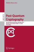 Post-Quantum Cryptography