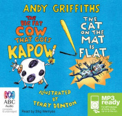 The Big Cow That Goes Kapow!/ The Cat On The Mat Is Flat