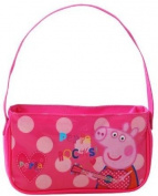 Official Peppa Pig Rocks Girls Handbag Shoulder School Bag Back To School