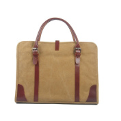 Fashion Plaza new portable briefcase minimalist men's casual business bags Messenger bag in Korean style C5072