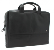 Visconti ANDERSON Leather Briefcase/Business Bag With Removable Laptop Sleeve - ML24
