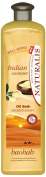 Naturalis Well-Being 1000ml Indian Summer Oil Bath Aromatherapy - Baobab