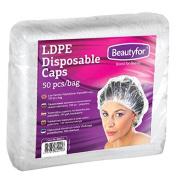 Disposable Shower Caps x 50