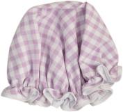 Vagabond Bags Ltd Shower Cap, Lilac Gingham
