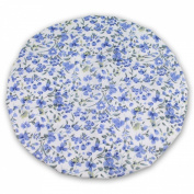 JODA Pretty Blue Floral Shower Cap