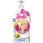 Mattel Barbie Bath Foam, Argan