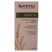 3 x Aveeno Bath & Shower Oil 250ml