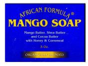 African Formula Soap - Mango 145 ml