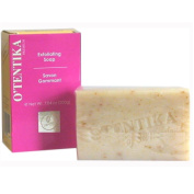 O'TENTIKA EXFOLIATING SOAP BAR WITH WHEAT BAR & GLYCERINE 200gm