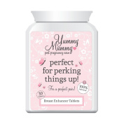YUMMY MUMMY POST PREGNANCY CARE BREAST ENHANCEMENT TABLETS BIG BOOBS