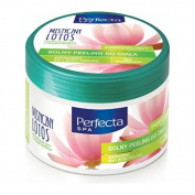 Dax Cosmetics Perfecta SPA Smoothing And Energising Salt Body Peeling LOTUS FLOWER