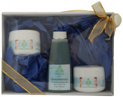 Mineral Sea Gift Pack Includes Day Cream 250 ml / Toner 250 ml / Face Scrub 250 ml