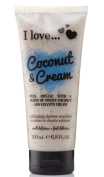 I Love... Coconut & Cream Exfoliating Shower Smoothie 200ml