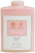 Yardley London English Rose Tin Talc