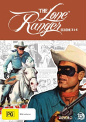 The Lone Ranger [Region 4]