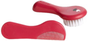 Suavinex 3162383 Brush / Comb Set Pink