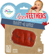 Baby Teething Toy - Bpa / Paint Free - 'Ice Cream U Scream' - appeTEETHERS suitable from birth