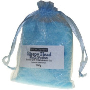 Sleepy Head Bath Potion - Lavender & Marjoram - 200gr