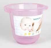 Bathing Bucket Tummy Tub pink
