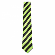 UNISEX MONO CHROME TIES NEON PARTY SCHOOL TIE FANCY DRESS DANCEWEAR CLOTH ALL SIZE AND COLOUR ARE AVAILABLE IN LISTING
