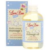 Love Boo Kind & Calming Massage Oil