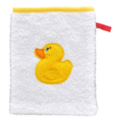 Smithy Fashion F112099 Washing Mitt Bath Toy Duck 16 x 21 cm