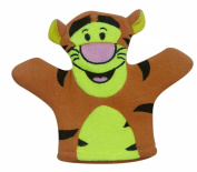 Spel 002238 Face Cloth Puppet with Tigger Motif