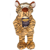 Hot Water Bottles With African Animal Style Covers, Tiger