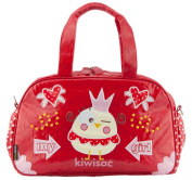 Kiwisac pour Bellemont 8034 My Girl Baby Changing Bag Glossy Red