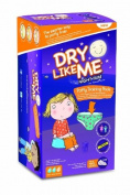 Dry Like Me Night Time Potty Training Pads - 14 X 4