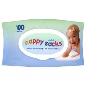 Poly-Lina Nappy Sacks 100 per pack