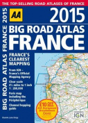 Big Road Atlas France 2015