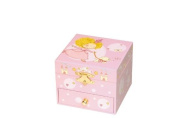 Children's Trousselier Princess and Her Dog Musical / Music Jewellery Box- Ideal Gift for a Girl