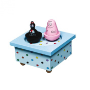 Trousselier Barbapapa Wood Music Box