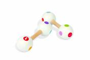 JANOD MARACAS CONFETTI Musical toys