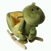 FoxHunter Animal Rocker Baby Kids Rocking Infant Toddler Child Children Toy Green Dinosaur New