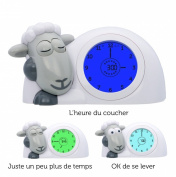 Sleep trainer and nightlight SAM