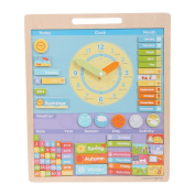 Bigjigs Toys BJ592 Magnetic Weather Board