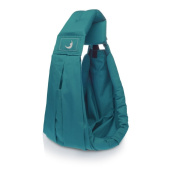 theBabaSling Classic - Teal Green Baby Sling