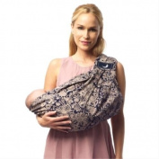 theBabaSling Classic Limited Edition - Rococo Baby Sling