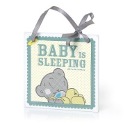 Me To You Tiny Tatty Teddy Wall Or Door Plaque