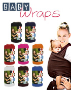 Baby Wrap Sling Carrier 8 Colours